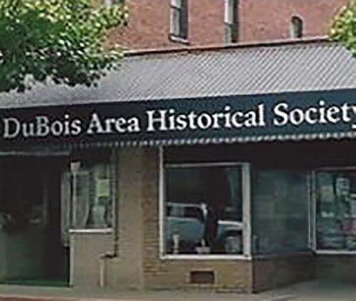 DuBois Area Historical Society Inc.